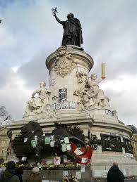 Marianne statua