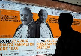 2 canonizados
