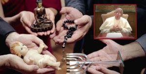 apostasia ecumenista bergogliana