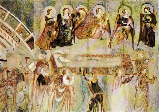 Translado da Santíssima Virgem