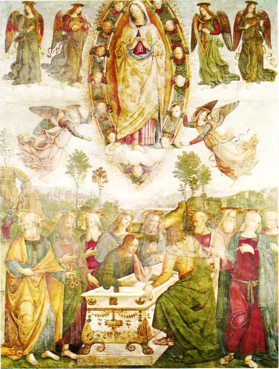 Assunção da Santíssima Virgem