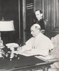 Pio XII e Montini